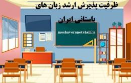 ظرفیت پذیرش دانشگاه های ارشد زبان های باستانی ایرانی 99 و 1400